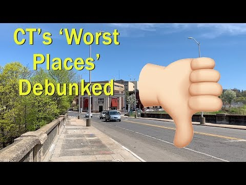 """Debunking """"The 10 WORST PLACES In CONNECTICUT Explained"""" Viral Video   InterseCTion"""