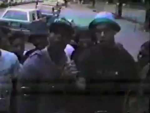 Lord Finesse & Percee P (The legendary rap battle 1989) CLASSIC!!! !!!