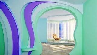 Дизайн арки из гипсокартона(В данном видео представлены варианты оформления и дизайн арки из гипсокартона. Дизайн арки из гипсокартон..., 2015-09-04T11:22:47.000Z)
