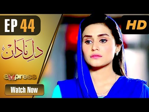 Dil E Nadaan - Episode 44 - Express Entertainment Dramas