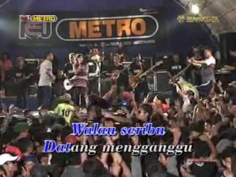 om new metro-bunga surga wiwik arnetha & brodin