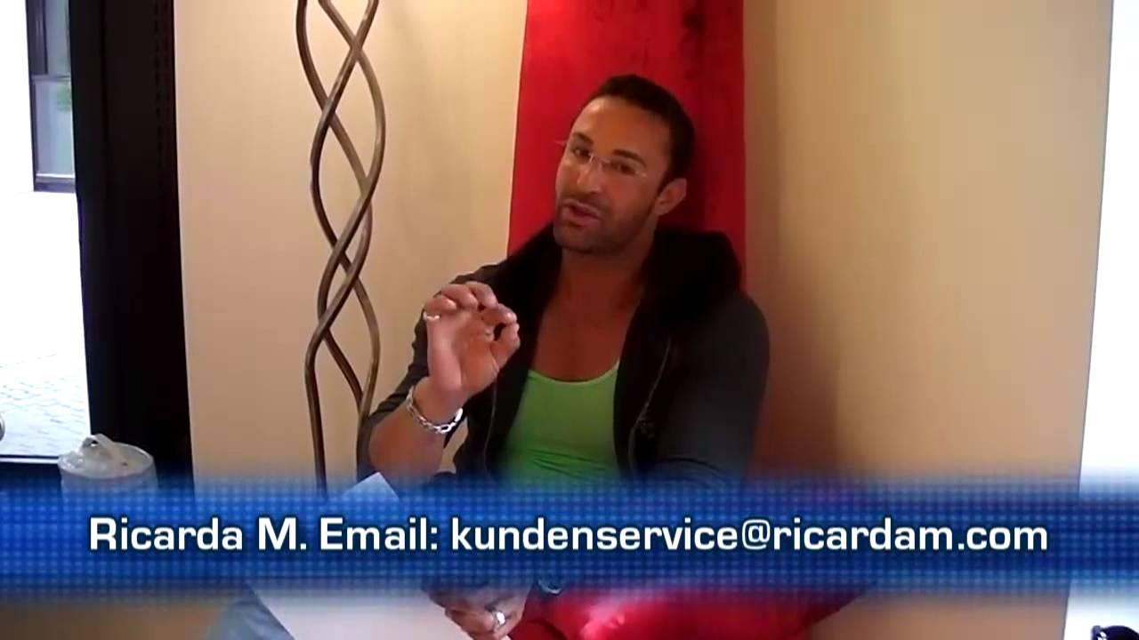 Ricarda M. Breaking News - Ausgabe vom 30.08.2013 - - YouTube