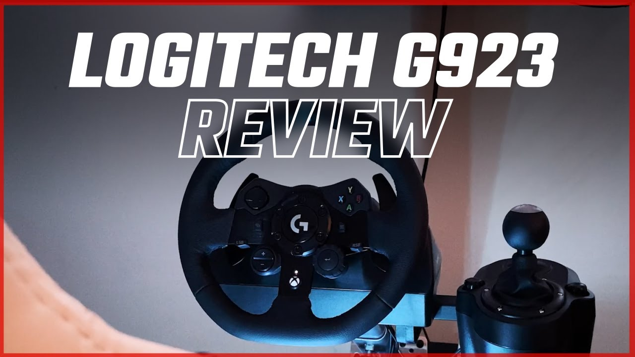 Video: Logitech G923 Review is it worth the money?