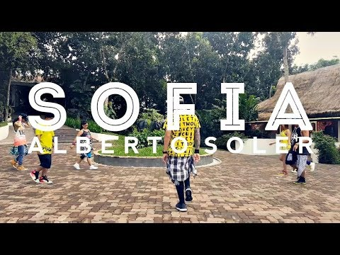 SOFIA by Alvaro Soler | Zumba | Kramer Pastrana