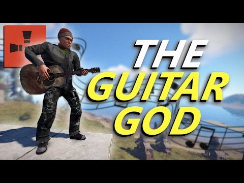 The GUITAR GOD of Rust