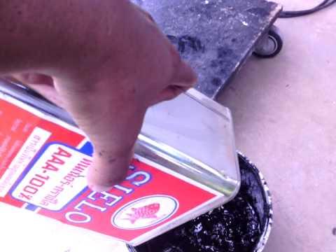 วิธีทำสีตู้ลำโพง