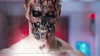 Creating A CGI T-800 Schwarzenegger  'Terminator Salvation' Behind The Scenes