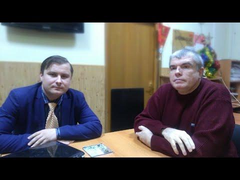 Интервью с музыкальной легендой Г.о. Подольск с Сергеем Азаровым.