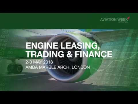 Engine Leasing, Trading & Finance 2018