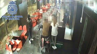 Policía detiene al autor de un atraco con pistola en Logroño
