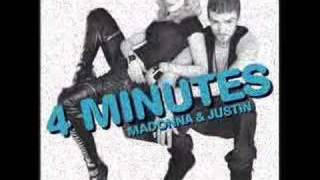 Madonna feat Justin Timberlake & Timbaland - 4 minutes