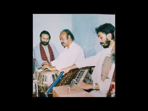 Ustad Sharif Ghazal - Aye Saqiya Mastana Raw