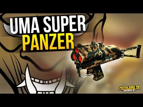 RED CRUCIBLE FIRESTORM | A PANZER DO CAPETA!