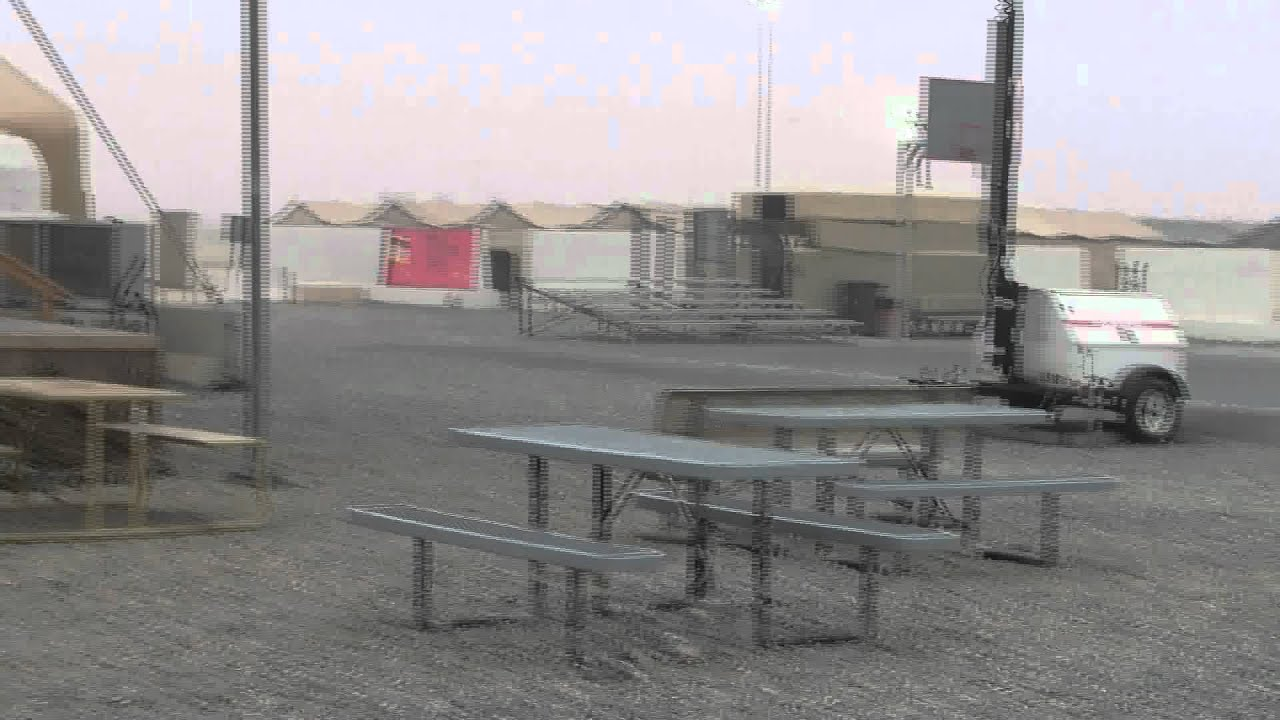 Ali al salem air base dorms