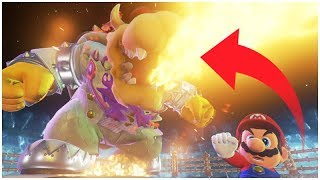 GIANT Bowser Hack in Mario Odyssey!