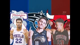 2018 NBA MOCK DRAFT! (PRE-LOTTERY MAY 2018)