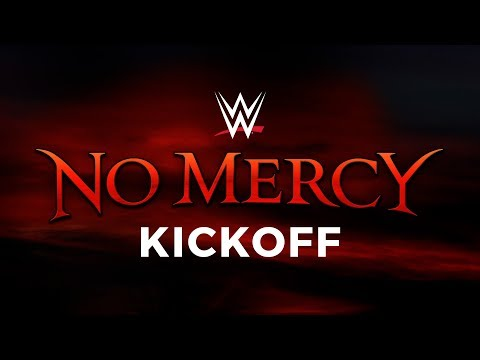 No Mercy Kickoff: Sept. 24, 2017
