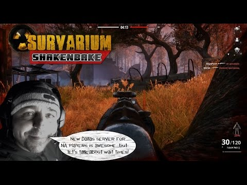 SURVARIUM:  Dallas Server & My Fix 4 Wait Times!