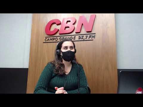 CBN Campo Grande (29/06/2020): com Ingrid Rocha