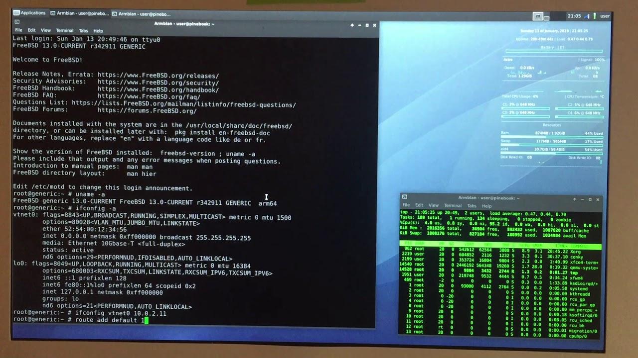 Enabling KVM in aarch64 Debian 9 6 for accelerated virtualization of