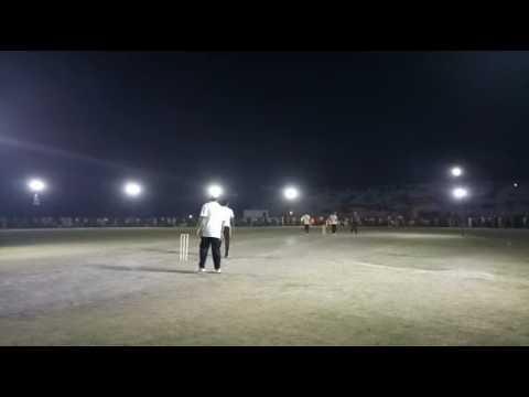 E Daska DPL league match ward 3 vs Ward 8 on 10/5/17