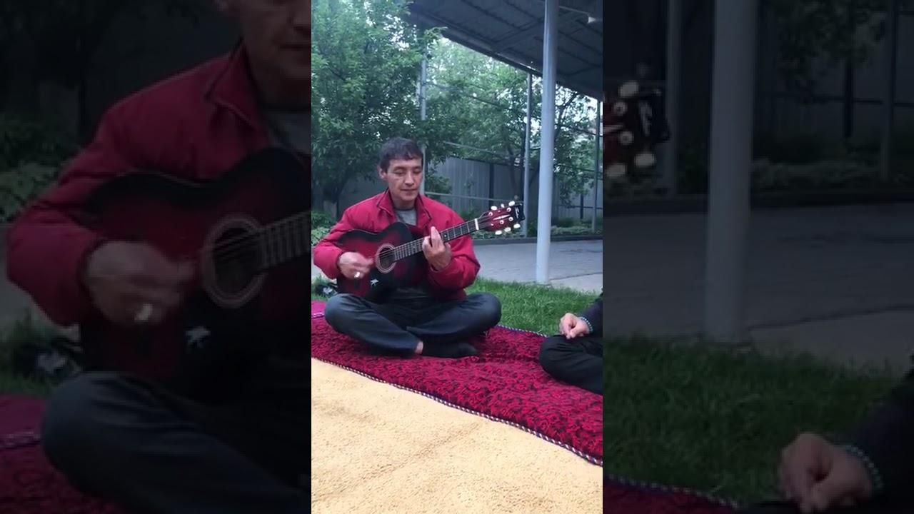 1001раз посмотрел ???Казахская песня под гитару, Казак Батырлары