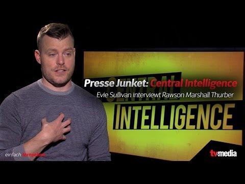 Evie Sullivan hautnah: 'Central Intelligence'  Rawson Marshall Thurber