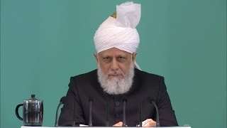 English Translation: Friday Sermon April 1, 2016 - Islam Ahmadiyya