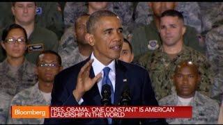 Obama on Iraq: U.S. Won't Commit to Another Ground War
