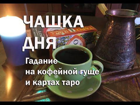 ЧАШКА ДНЯ. Гадание на кофейной гуще и таро. Что важно знать сегодня \ Сoffee Cup Reading