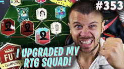 FIFA 20 MY UPGRADED FUT CHAMPIONS SQUAD IS READY! I GOT 2 GAME CHANGING CARDS for FUT CHAMPIONS!