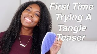 Using a Tang…