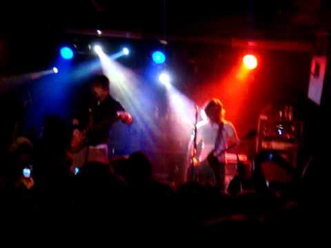 Fightstar @ Studio 24 Edinburgh 13/02/2010 - Chemical Blood
