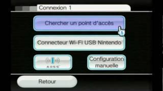Comment et pourquoi connecter sa Wii à internet sans fil (Wifi)