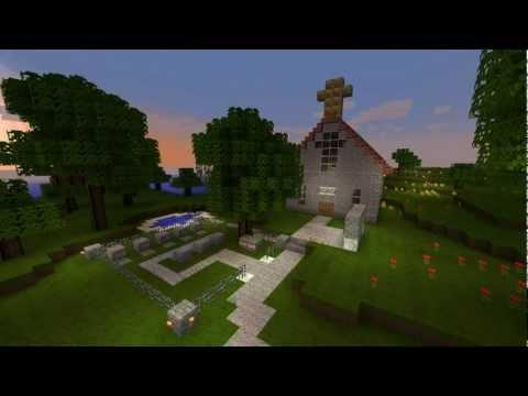 Minecraft Adventure map (2-Player)
