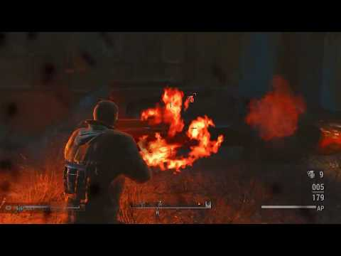Fallout 4 - Trying to survive