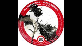 BlackIsBeautiful - Purpur (SCSI-9 Remix) (200 Records)