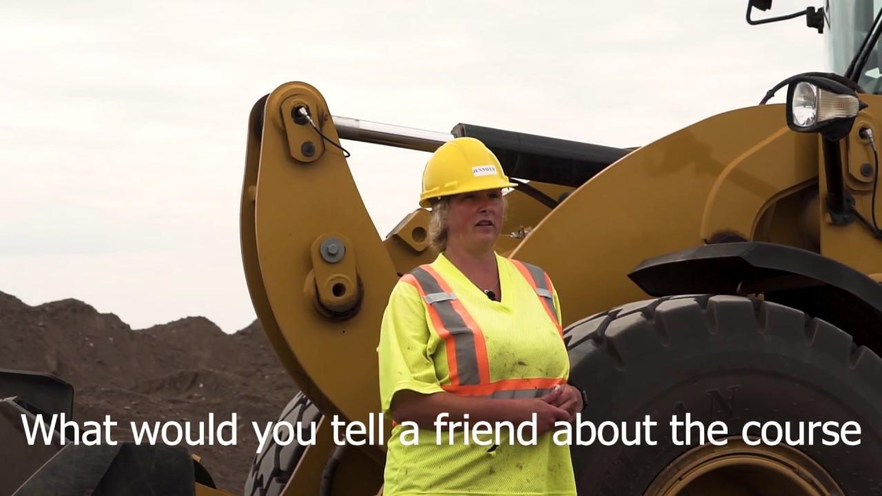 Heavy Equipment Operator Training in Manitoba