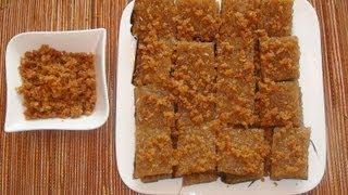 PINOY RECIPE - [BIKO] GLUTINOUS RICE CAKE [TRADITIONAL FILIPINO RECIPE]