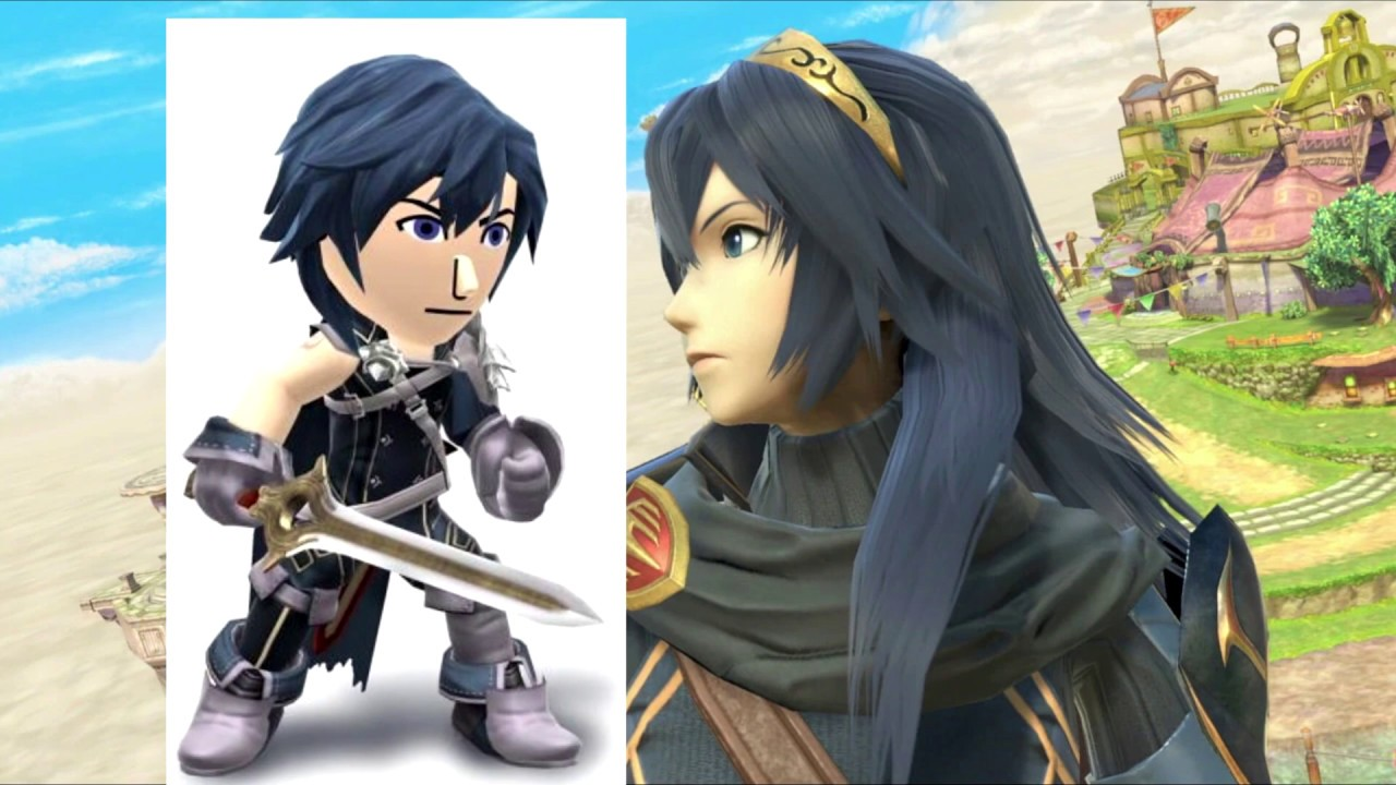 chrom in smash
