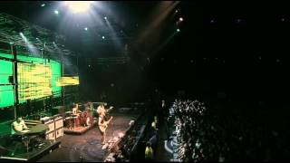 Silverchair - Luv Your Life (Live Across The Great Divide 2007) HD