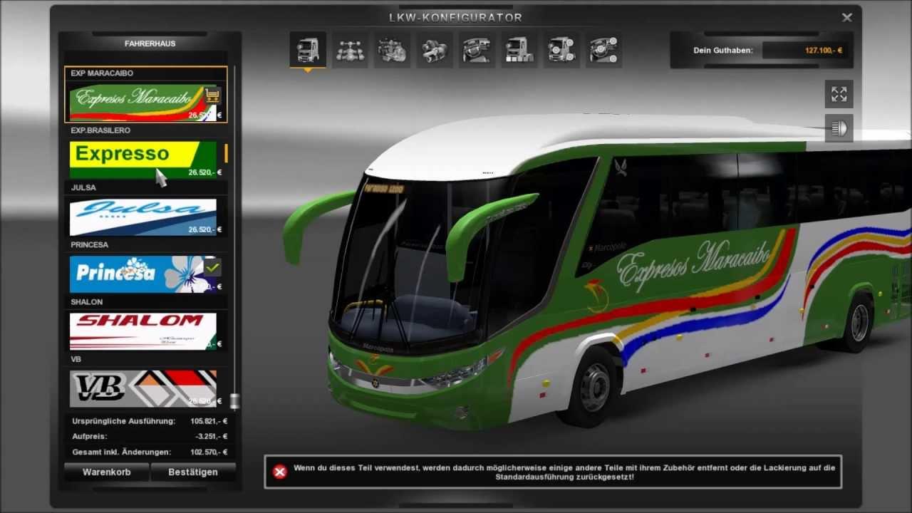 reisebus simulator