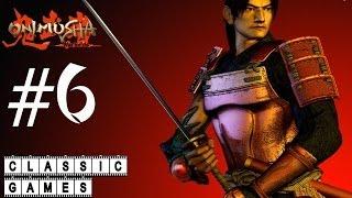 SAMANOSUKE TRAPPED -  Onimusha Warlords Walkthrough Part 6 Gameplay Lets Play Playthrough