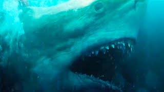 The Meg - They Killed The First Shark Scene! (2018) HD