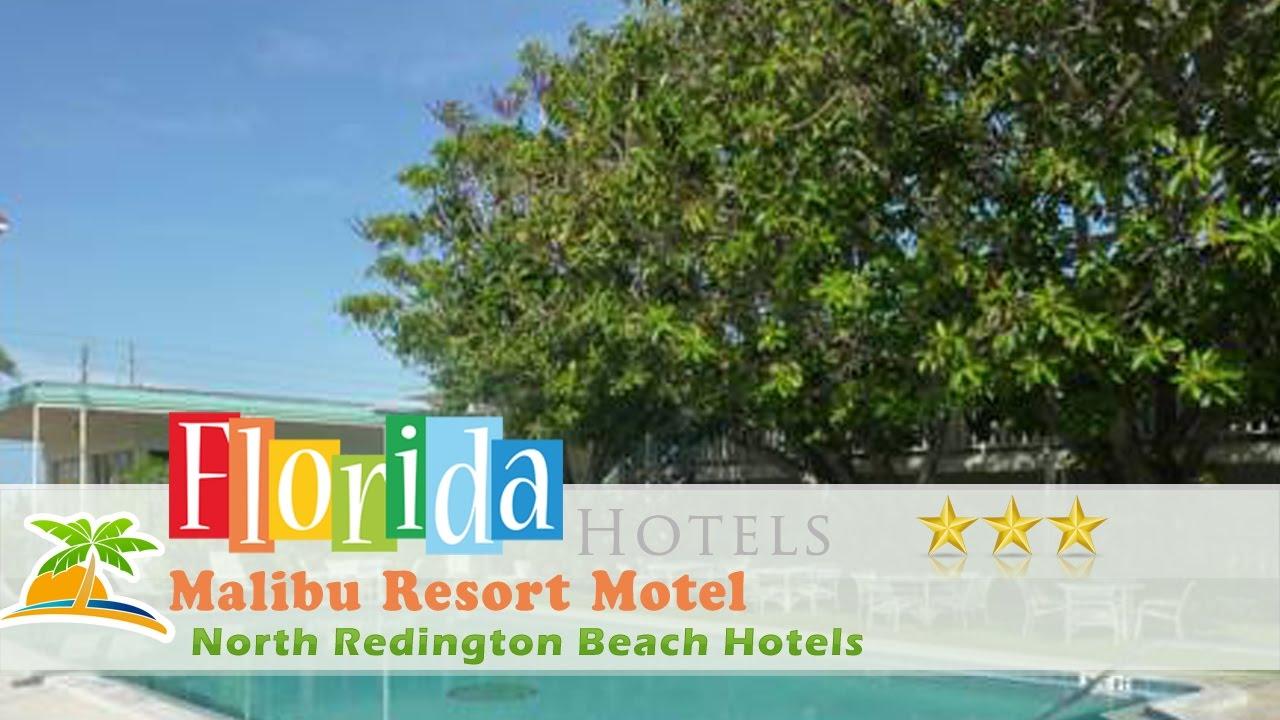 Malibu Resort Motel North Redington Beach Hotels Florida