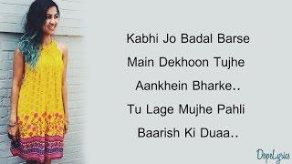 Sia - Big Girls Cry | Kabhi Jo Badal (Vidya Vox Mashup Cover)(Lyrics)