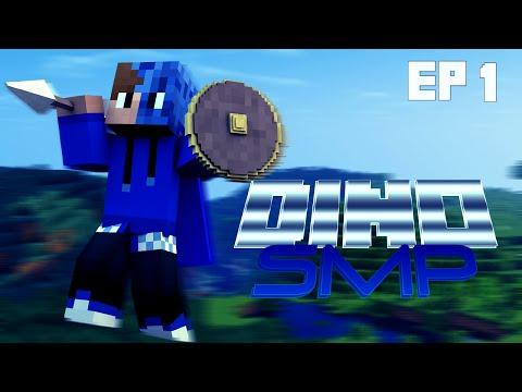 Minecraft | Dino SMP | Episodul 1