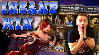 INSANE WIN on Dead or Alive 2 Slot - £9 Bet!