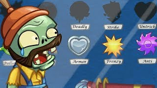 Trying to Give Kitchen Sink Everything - Pvz Heroes