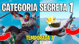 FORTNITE-SECRET CATEGORY OF THE WEEK 1 SEASON 7!
